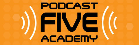 Podcast Academy 5