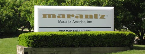 Marantz Sign