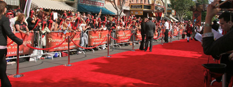 Pirates Red Carpet